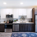 Eastsider Kitchen with Appliances