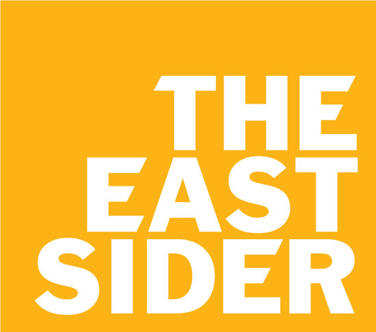 The East Sider Orange Logo